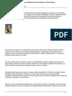 08/10/13 Diarioaxaca Llama Sso a Extremar Medidas de Higiene Para Evitar Diarreas