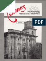Cumes - 10 - Federacion Galega de Montañismo Boletin Informativo de la FGM