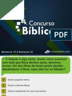 concurso bíblico 2013 - 23_02_2013
