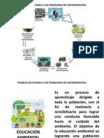Educacion Ambiental - Ficha Estudio