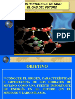 Presentación 8_Hidratos de Metano