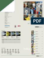 Catalogo Descartaveis & Protecao Quimica