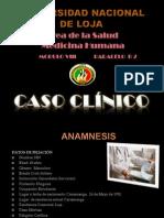 Cacso Clinico- Dr W Orellana