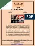 Y Vasca. RECTIFICACION (Es) Basque High-Speed. CORRECTION (Es) Euskal Y. ZUZENKETA (Es)