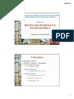 1a Parte - Refino de Petróleo e Petroquímica (1)