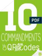 Ten Commandments of QR Codes