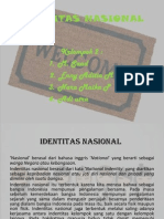 identitas national ppt