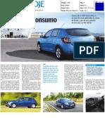 """DACIA SANDERO 1.2 16V 75 BI-FUEL NO """"OJE"""""""