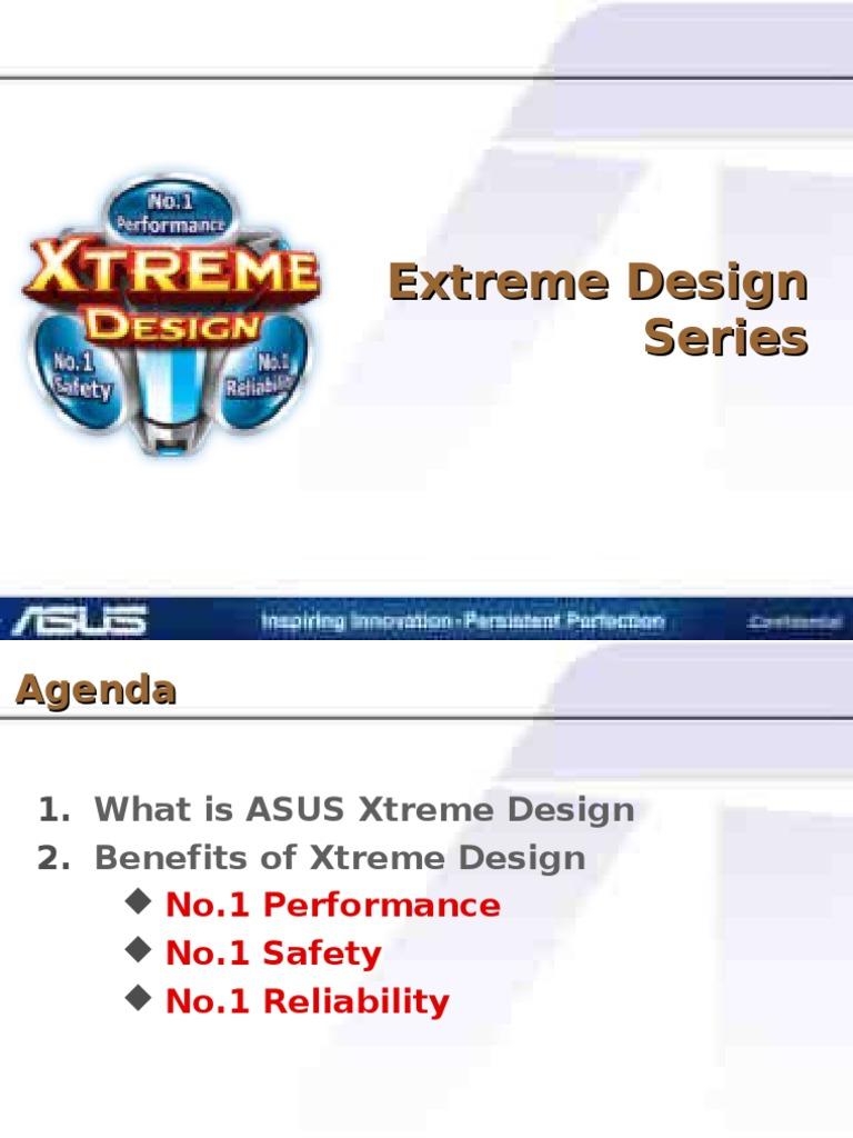 Asus Xtreme Design Ext
