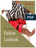 2013-2014 Fashion Lookbook 2