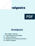 Analgesics.new Microsoft Office Power Point Presentation (2)