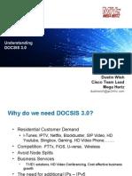 UnderstandingDOCSIS 3.0