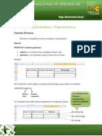 2-Funciones Matematicas y Trigometricas