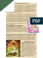 Problematic A de Lectura en Mexico