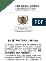 La Estructura Urbana Clase 4