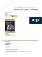 Smart Grid- Fundamentals of Design and Analysis
