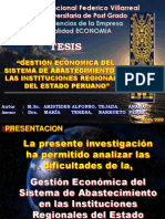 Ata - Exposicion Final Doctorado Economia 06-03-09