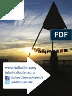 Italian Climate Network - Chi Siamo