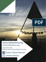 Italian Climate Network - Progetto Scuola