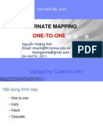 17. Hibernate Mapping - One-To-One