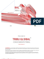 Tarifas Publicidad Tribu Global -Oct-dic-2013