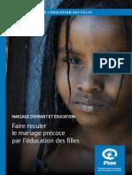 Rapport Filles Plan