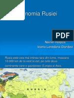 Economia Rusiei