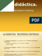 La Didactica Una Perspectiva Histrica2072