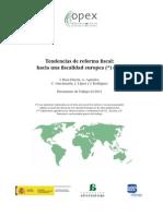 8.Tendencias de Reforma Fiscal Hacia Una Fiscalidad Europea-2011.Huerta Agundez