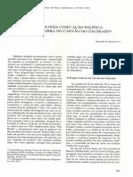 McGUIRE, RANDAL. A ARQUEOLOGIA COMO AÇÃO POLÍTICA0001 copy