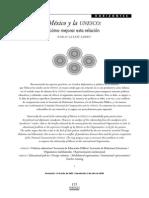 Mexico y la Unesco-PabloLatapí