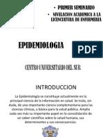 Epidemiologia y desarrollo comunitario