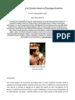 Mito Uwa de La Creacion Desde La Psicologia Analitica