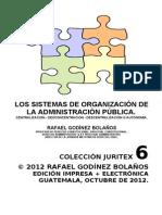 Sistemas de Organizacion Publica Examen