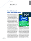 State Utilities Law and Electric Vehicle Charging Stations