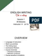 Microsoft PowerPoint - Thieu Nang - Session 1