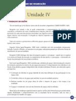 ADM Comportamento Humano Nas Organizacoes(80hs) Unidade IV(1)