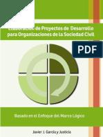 Elaboración de Proyectos de Desarrollo para Organizaciones de la Sociedad Civil