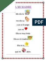 Poema a Mi Madre