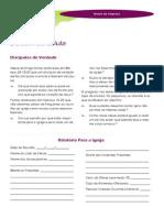 Boletim da Célula - 2013-10-08