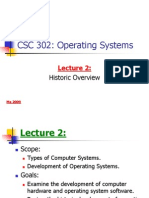 Lecture2 Historic Overview