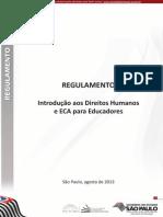 Regulamento Direitos Humanos Eca