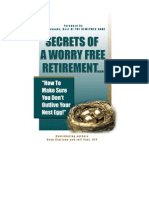 Secrets for Retirement