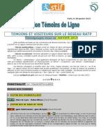 Rapport Temo Insde Ligne Janvier 2013
