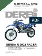 manual usuario derbi fds