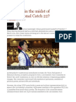 Is Burma in the Midst of Constitutional Catch 22