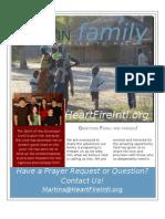 Support Newsletter 719