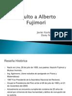 Indulto a Alberto Fujimori