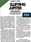 Stellifying Jupiter by Martyn J Fogg