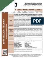 HT E-6942 CF Sellador para Madera Aplicación Directa (O)